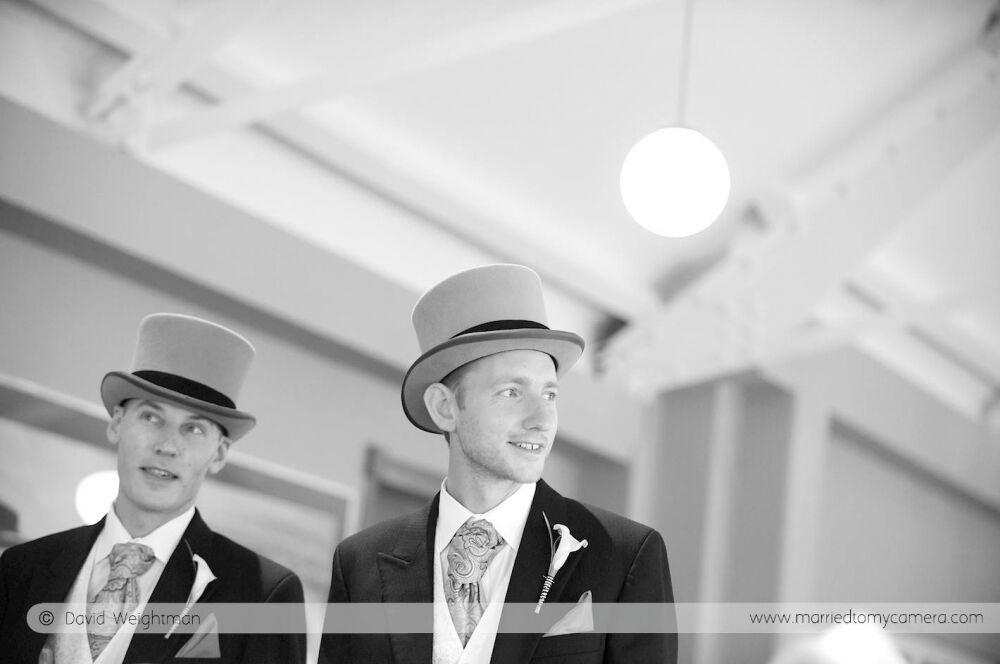 Brooklands Museum Wedding Surrey