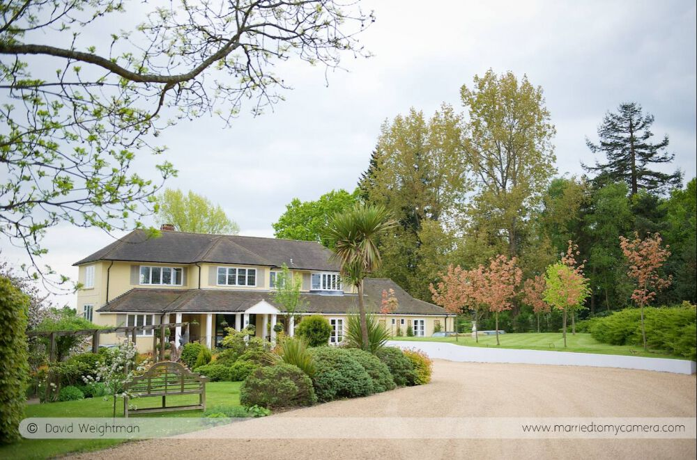 Russets Country House Wedding Photography Surrey