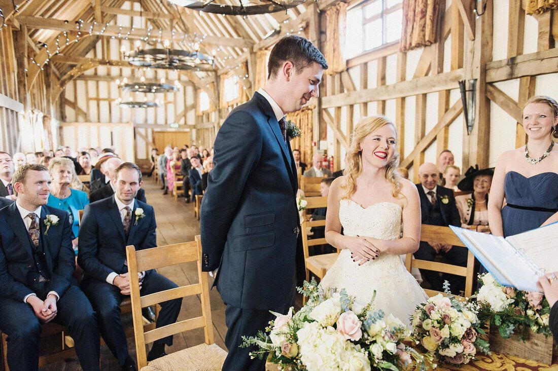 wedding photography gate street barn