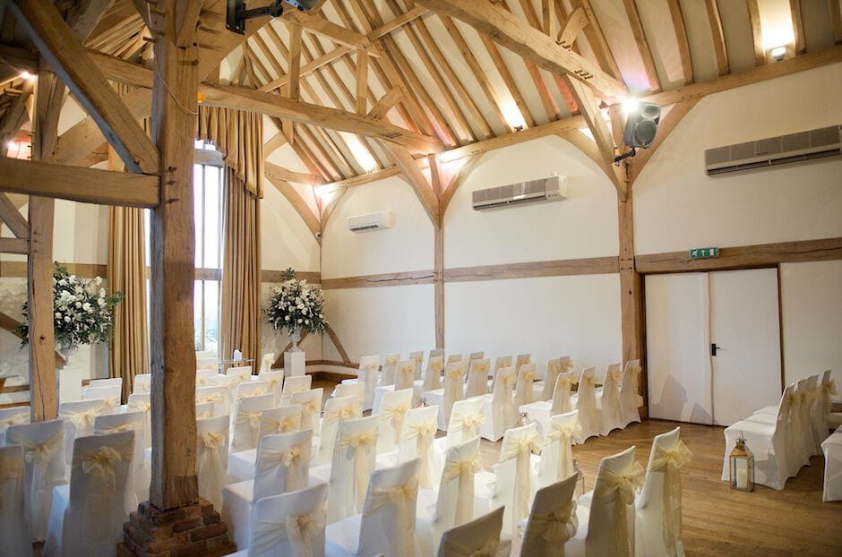 Cain Manor Hampshire Wedding Venue