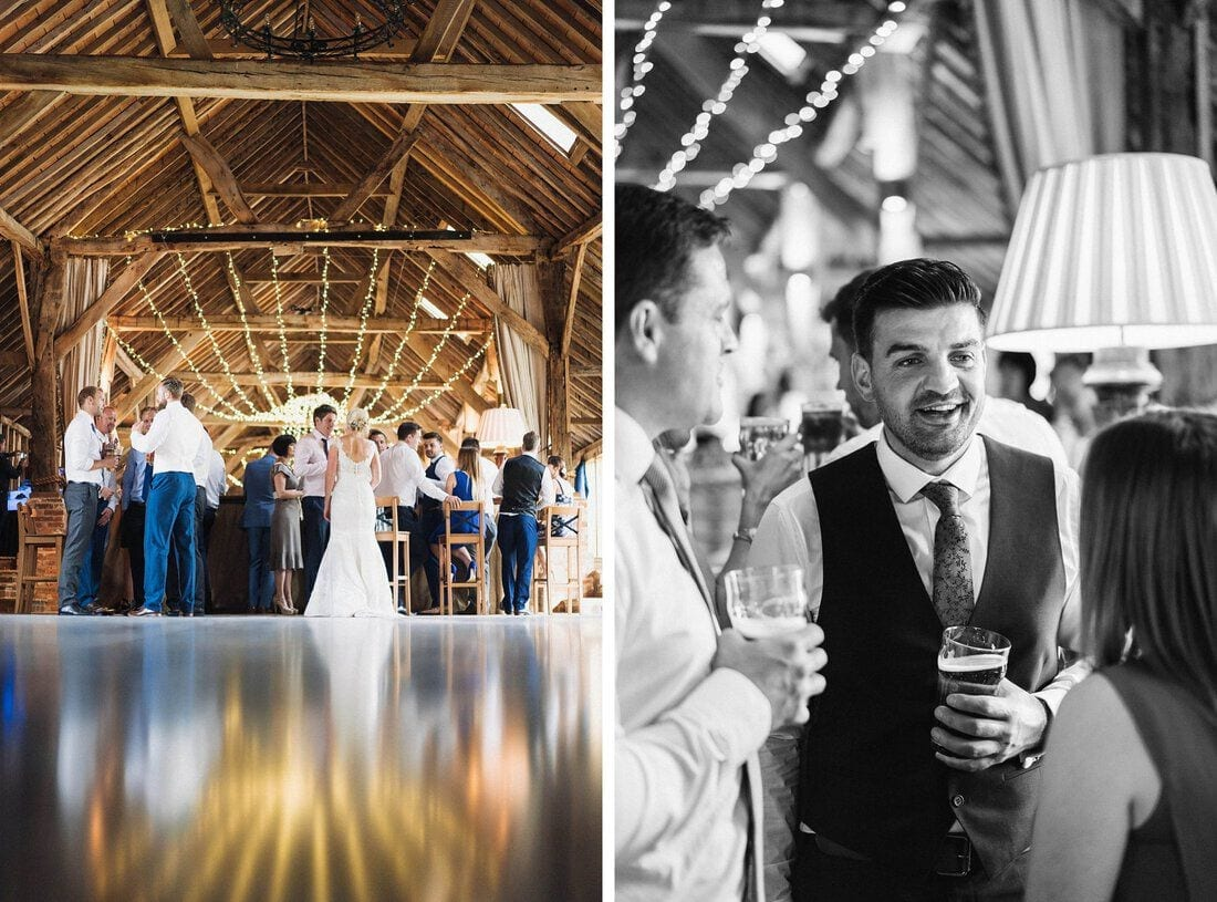 The Long Barn Hampshire Wedding Photography