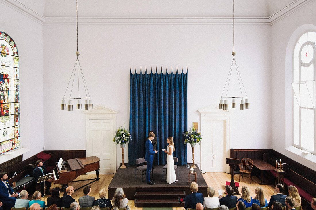 unitarian church wedding brighton