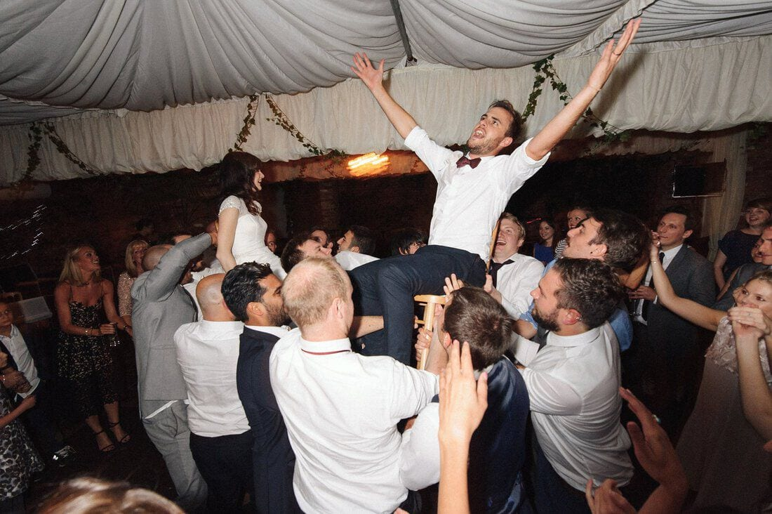 Jewish Surrey Wedding Photographers
