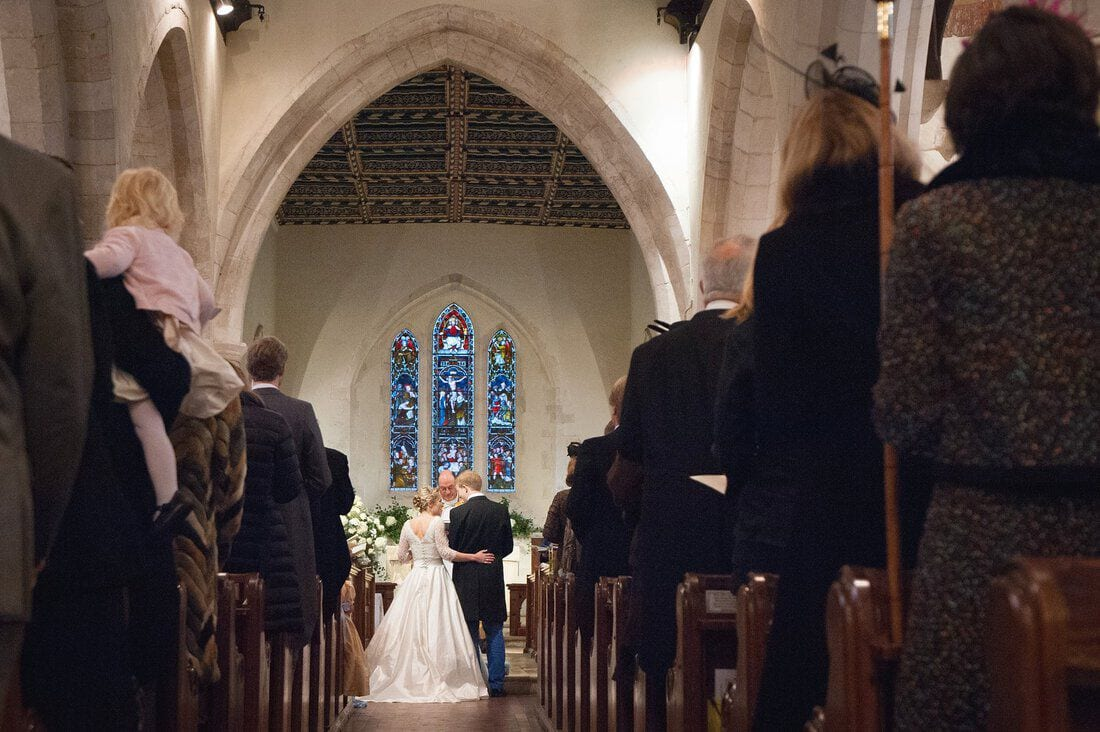 a church wedding hampshire