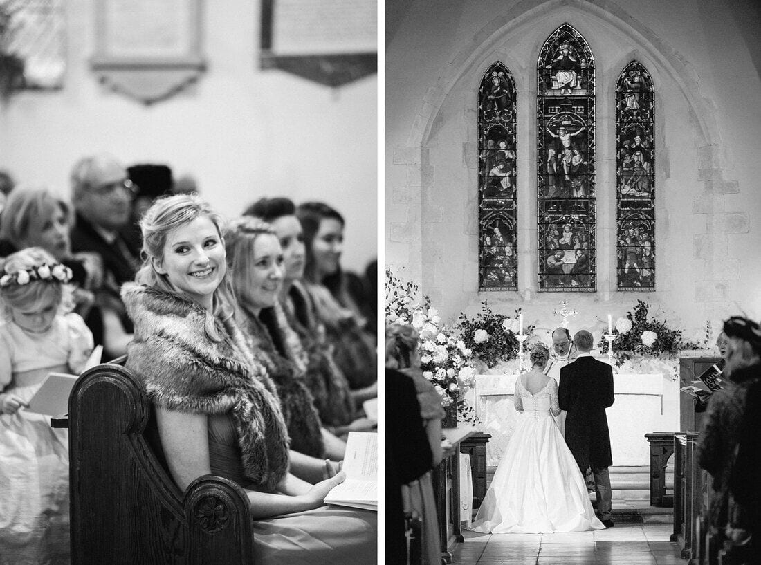 winter wedding photography hampshire