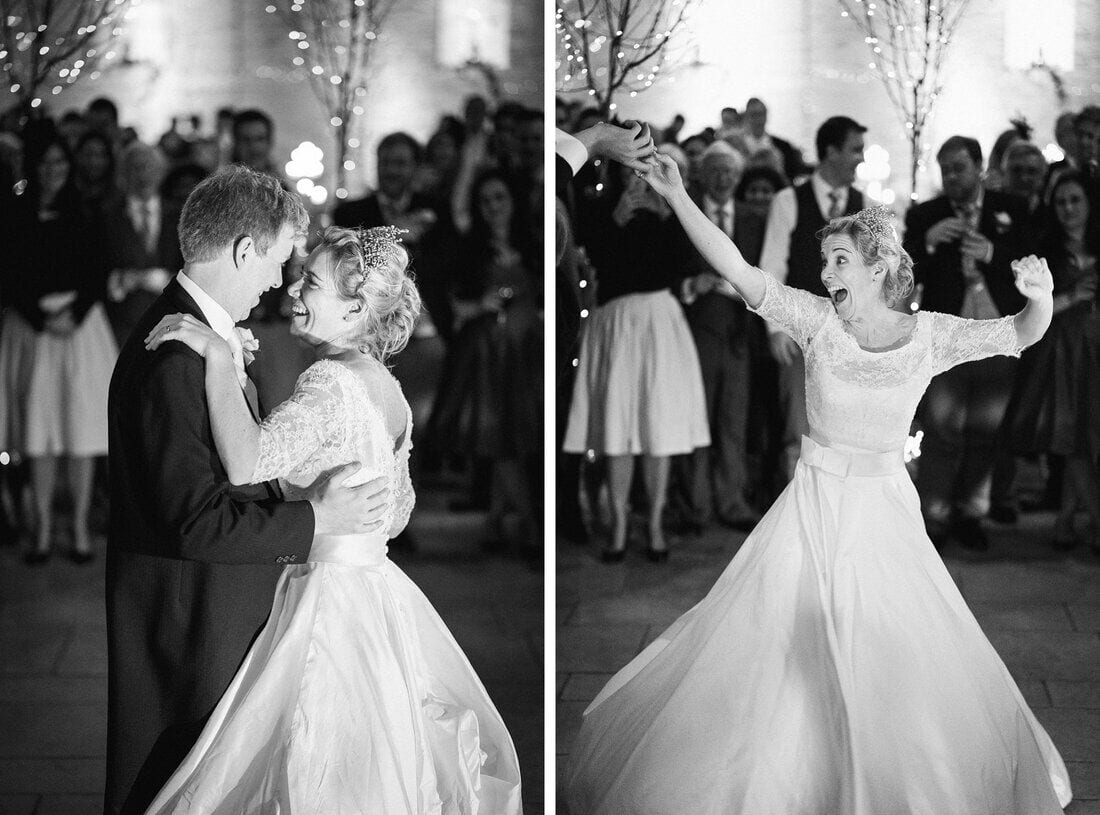 black and white reportage wedding photographer