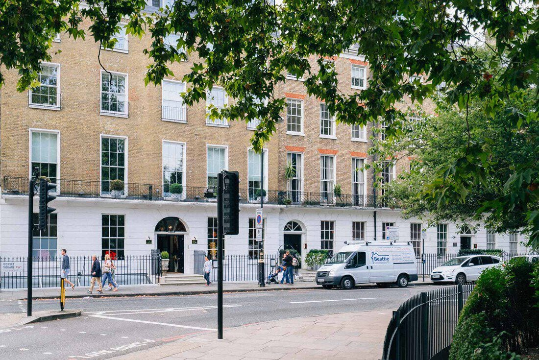 the dorset square hotel London