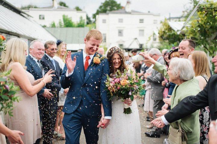 clifton nurseries wedding photography