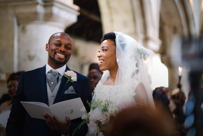 A Very Special Nigerian Wedding At Northbrook Park