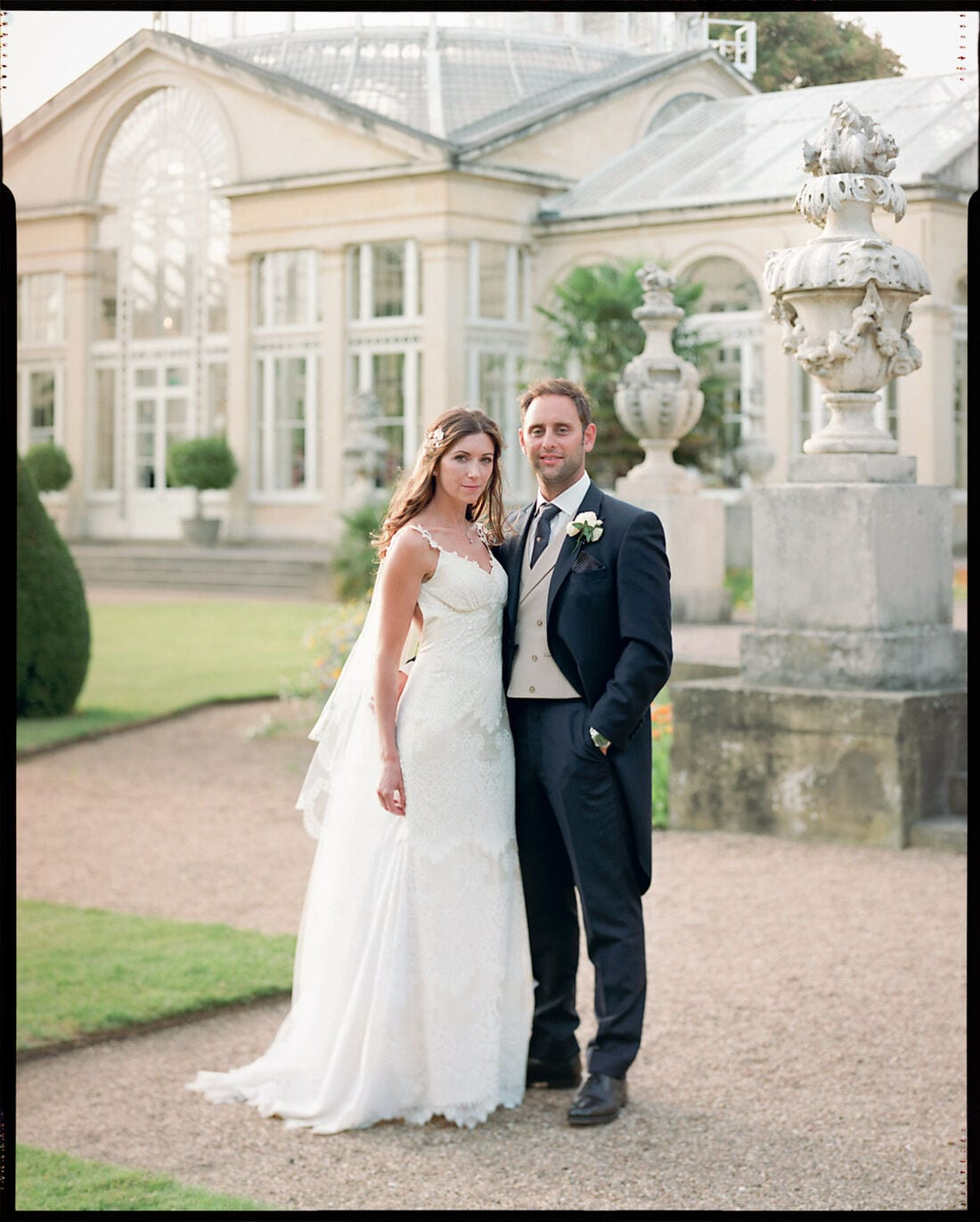 syon park wedding photography portrait