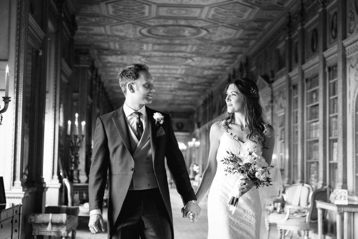 The Perfect London Wedding With A Touch Of Glamour