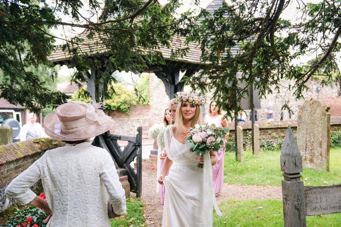 Reportage Wedding Photography In Kent