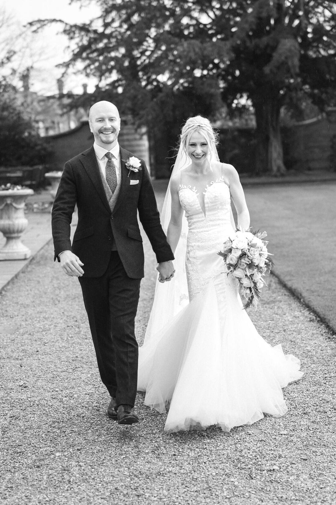 Winter Wedding At The Elvetham