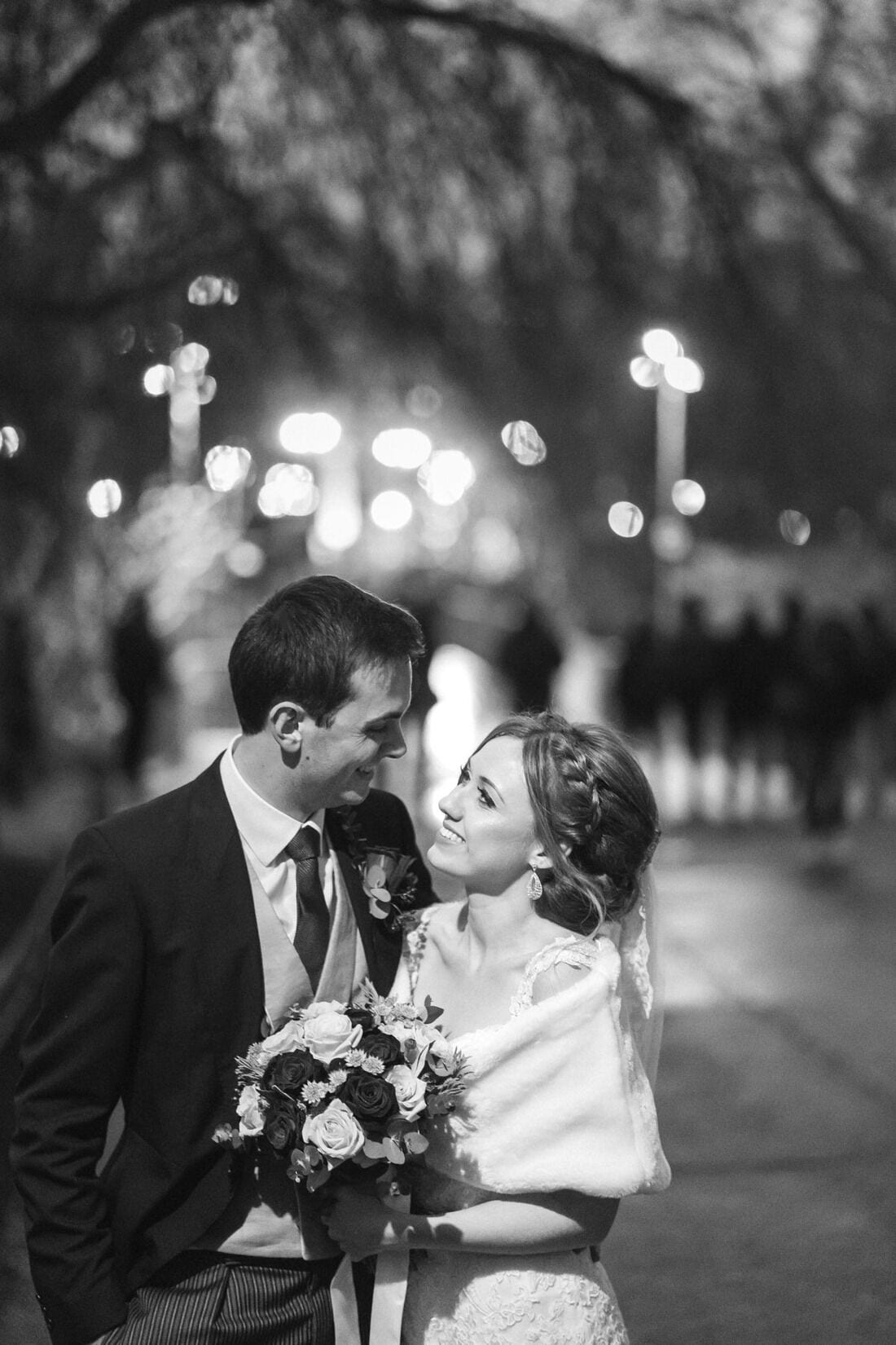 st james's park wedding photos London