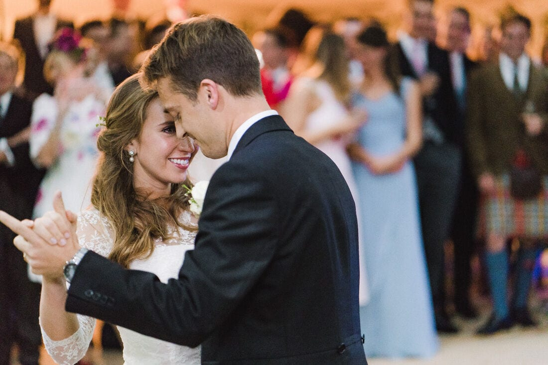 the first dance at ham house
