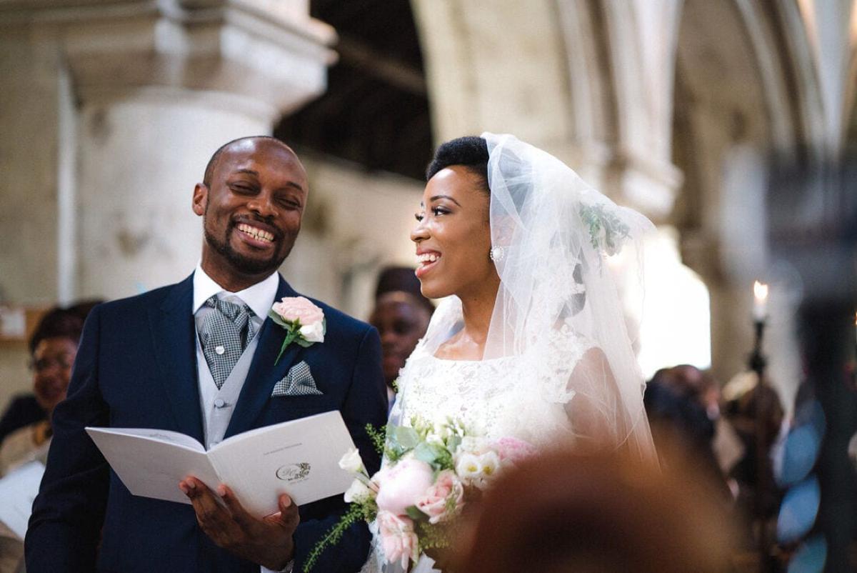Nigerian Wedding Photography Surrey