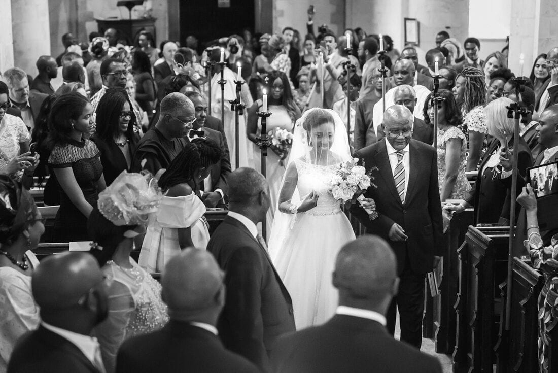 nigerian wedding photography surrey