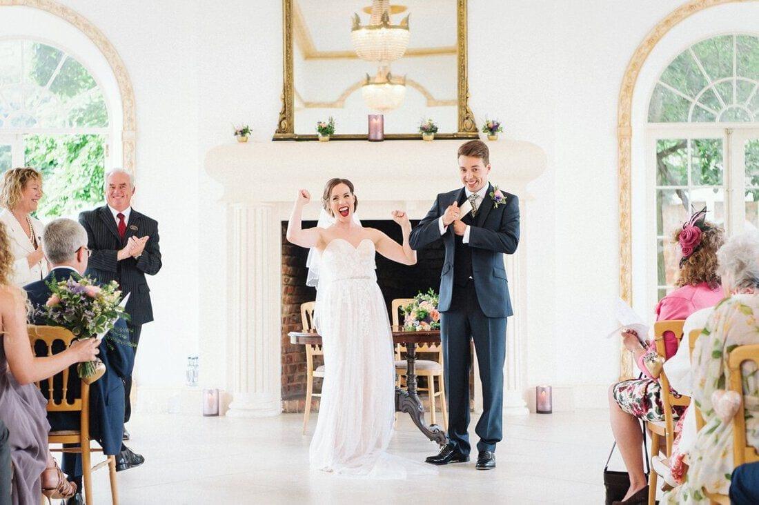 Wacky Surrey Wedding Venues