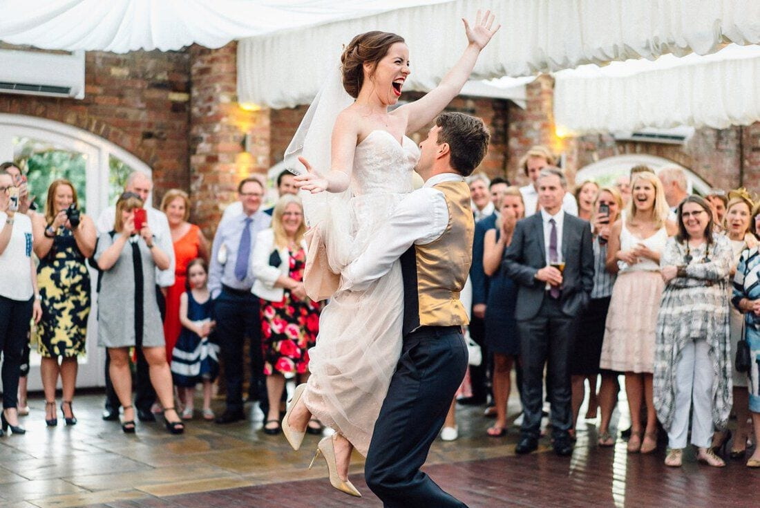 most amazing Surrey wedding venues