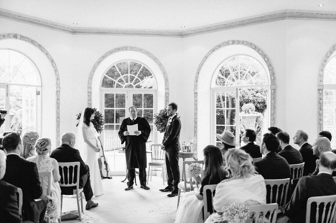Unorthodox Surrey Wedding Venues