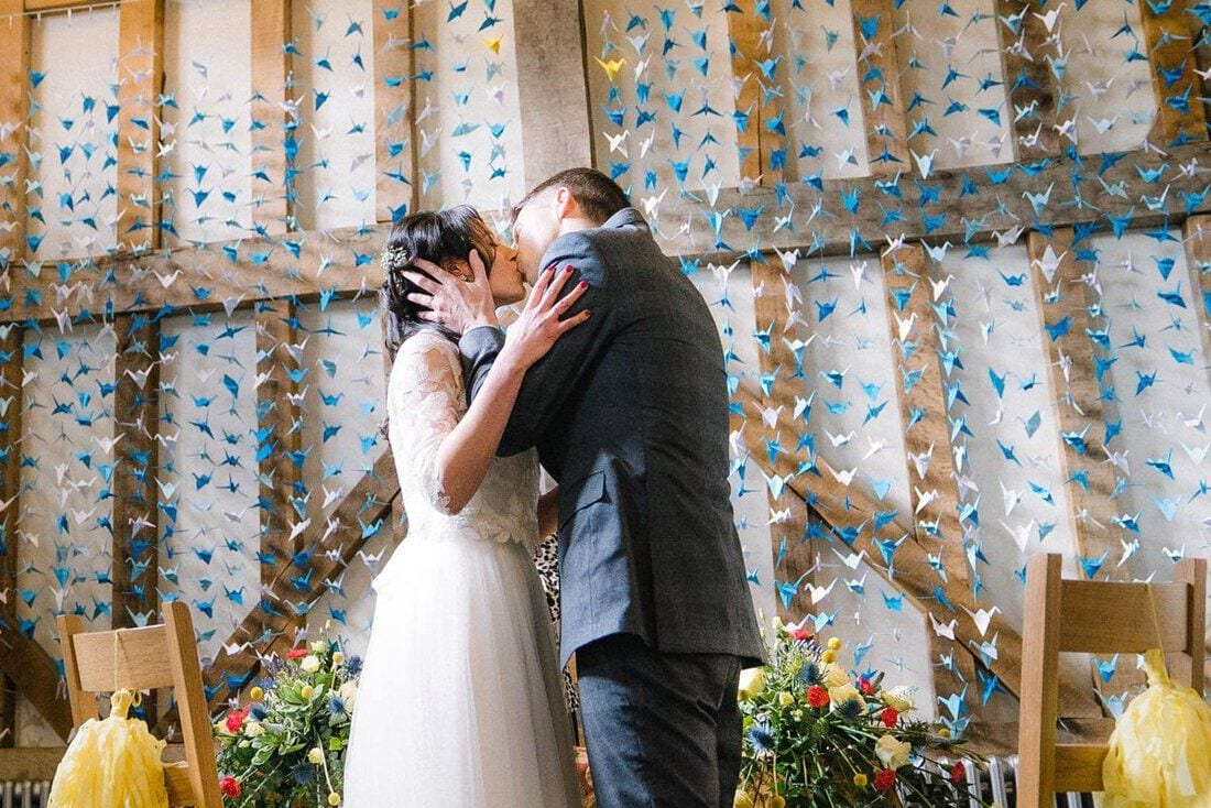 Gate Street Barn Wedding Photos