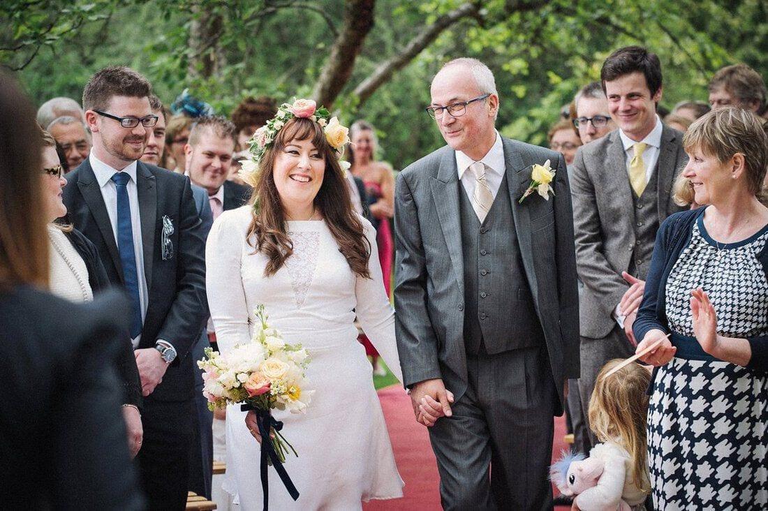 Outdoor Surrey Wedding Venues