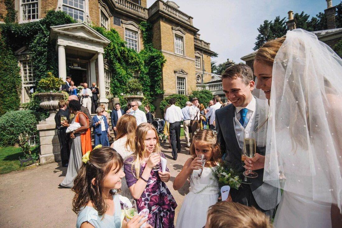 Distinctive Surrey Wedding Venues
