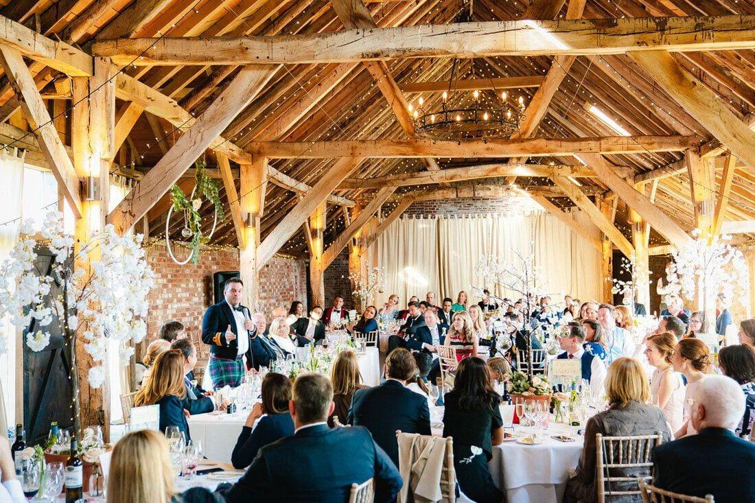 the long barn wedding hampshire
