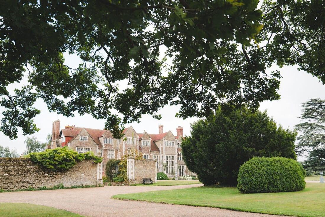 Loseley House part of Loseley Park wedding venue in Surrey