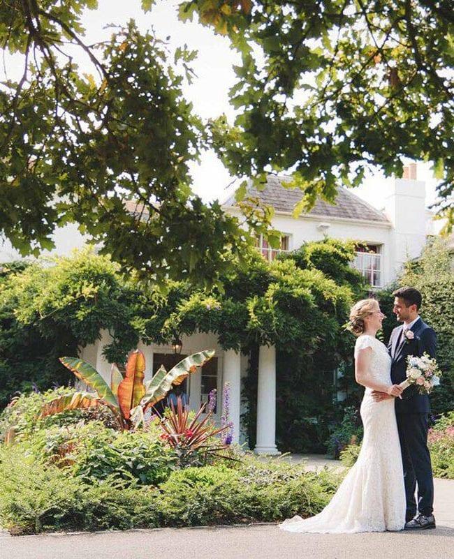 pembroke lodge richmond wedding