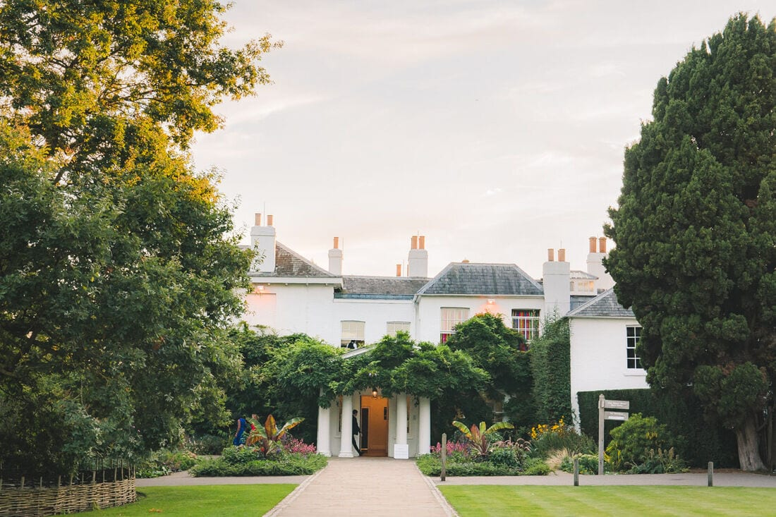 pembroke lodge wedding venue richmond park