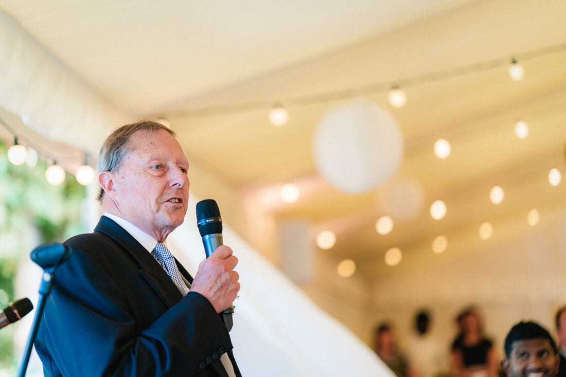 father of the bride speech in the burlington pavilion at chiswick house