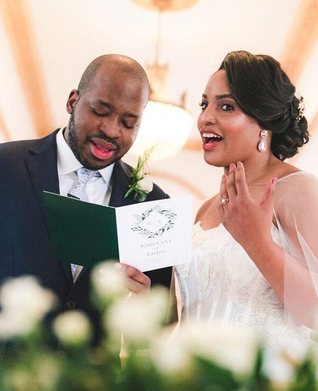 nigerian wedding northbrook park surrey