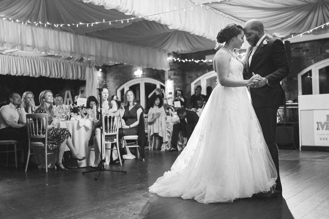 first dance at northbrook park in surrey